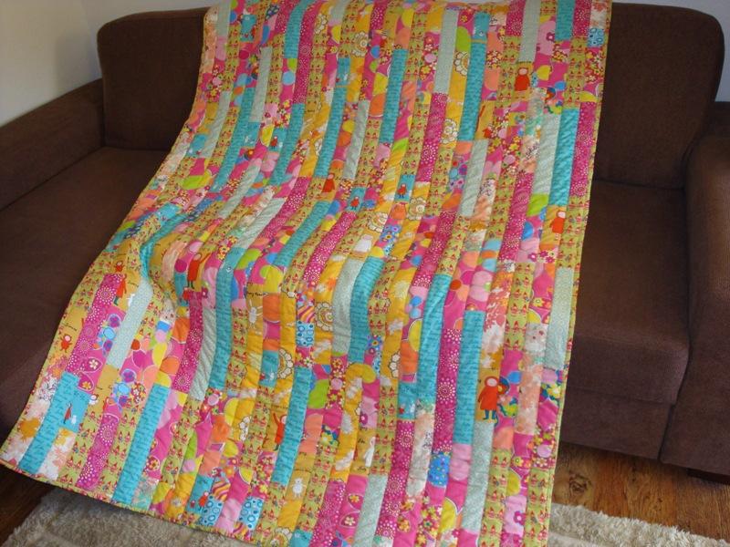Pierwszy patchwork