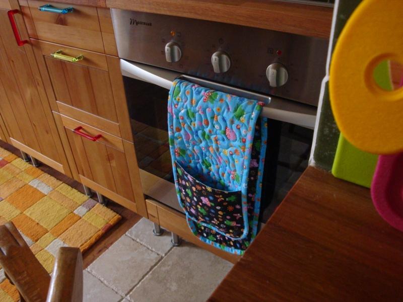 Rękawica kuchenna- Oven glove