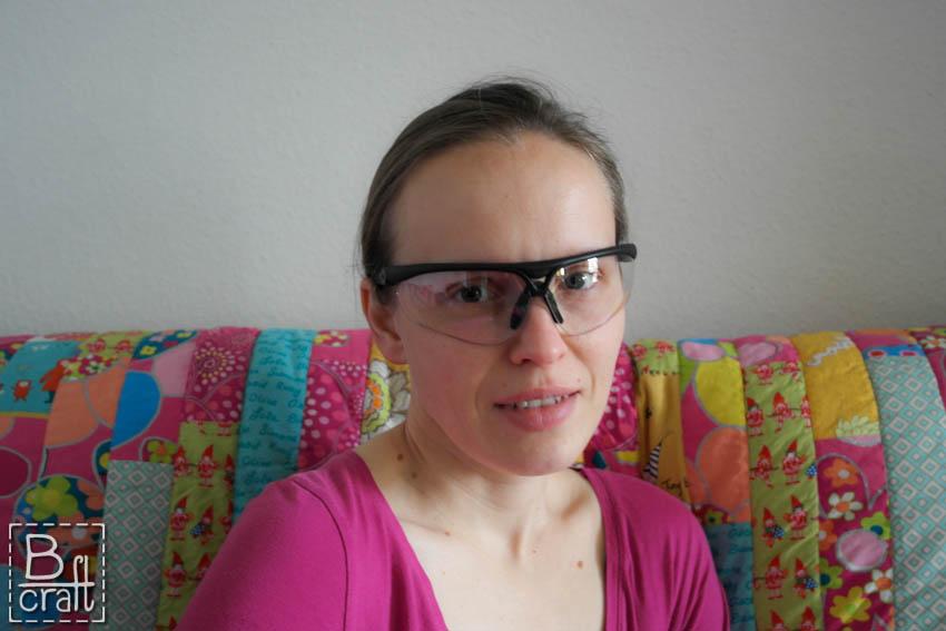 Okulary do szycia