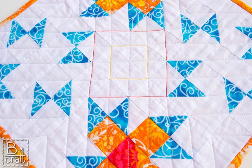 Mini quilt-6829