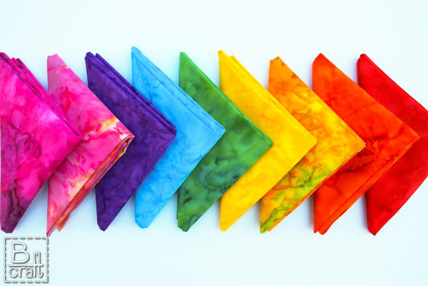 Kolorowe Batiki