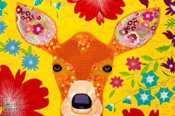 Art quilt -sarna