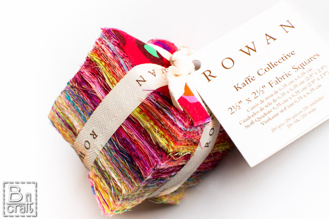 Zestaw tkanin bawełnianych B-craft